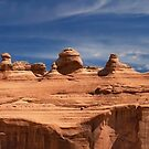 Delicate Arch-Panorama by Alex Preiss