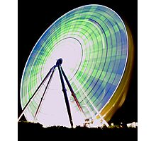 Wheel of Colour Photographic Print