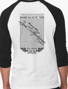 Nunquam Victus Men's Baseball ¾ T-Shirt