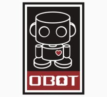 O'bot Spread Love 1.0 Kids Clothes