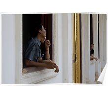 Angkor Palace Poster