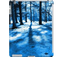 Blue Forest Natural Light and Shadow iPad Case/Skin