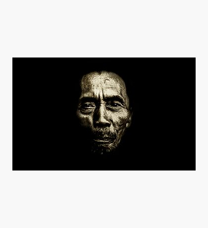 Silent In The Dark!!! Photographic Print