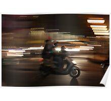 Motorbike Poster