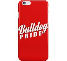 Bulldog Pride iPhone Case/Skin