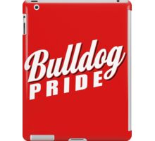 Bulldog Pride iPad Case/Skin