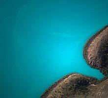 island abstract by Kaimaha