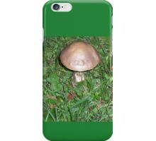 Freaky Little Toadstool Man iPhone Case/Skin