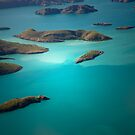 islands in the kimberley, WA by Kaimaha