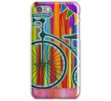 Enjoy the ride iPhone Case/Skin