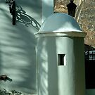 Guard House, Old San Juan, Puerto Rico by fauselr