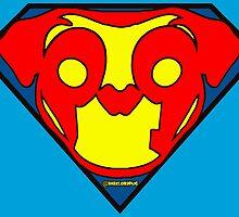 superpug by darklordpug