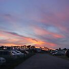 sunset over sebring by cliffordc1