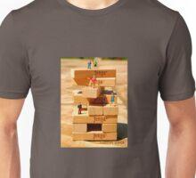 Mount Jenga Unisex T-Shirt
