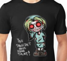 Ben Drowned Dirty Sketch Unisex T-Shirt