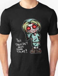 Ben Drowned Dirty Sketch T-Shirt