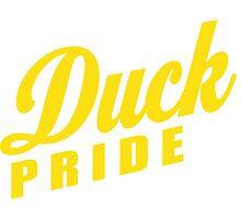 Duck Pride Photographic Print