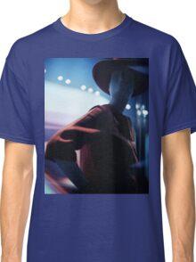Portrait of shop dummy store mannequin Hasselblad square medium format film analogue photograph Classic T-Shirt