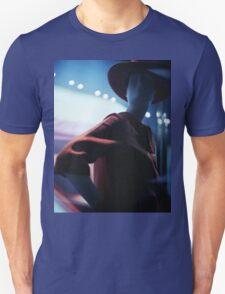 Portrait of shop dummy store mannequin Hasselblad square medium format film analogue photograph T-Shirt