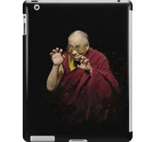 Crouching Dalai hidden Lama iPad Case/Skin