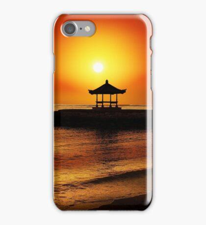 BALI SUNRISE iPhone Case/Skin