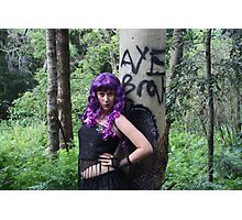 Grunge Fairy 2009 Photographic Print