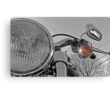 Blinker Canvas Print