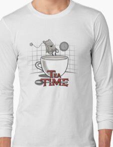 Tea Time - Adventure Time Long Sleeve T-Shirt