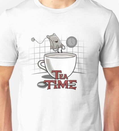 Tea Time - Adventure Time Unisex T-Shirt