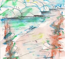 BOAT TRIP AGAIN(C2012) by Paul Romanowski