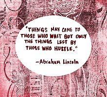Hustle by Eloisa Zapata