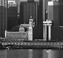 Port of San Francisco by Mick Burkey