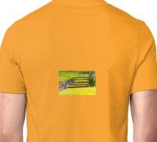 As a disabled designer working @ expo art gallery 1125 Eruera  st rotorua thiese are the creative works I do daily kia ora then enjoy Unisex T-Shirt