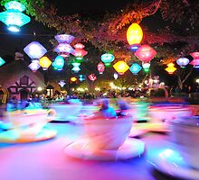 Mad Tea Party by dlr-wdw