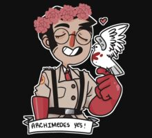 Archimedes Yes! by aph-bagel