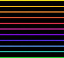 Taste The Rainbow by Lee-Daniell Harris