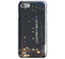 Joffrey Ballet 6 iPhone Case/Skin