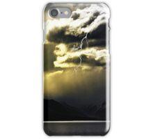 Tekapo Storm New Zealand iPhone Case/Skin