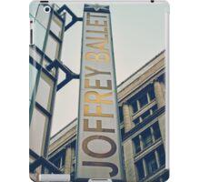 Joffrey Ballet 7 iPad Case/Skin