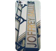 Joffrey Ballet 7 iPhone Case/Skin