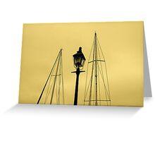 Harbor Light Greeting Card