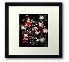 Little Tea Tree Framed Print
