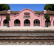 Berkeley Train Station Photographic Print