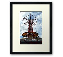 Golden Zephyr  Framed Print