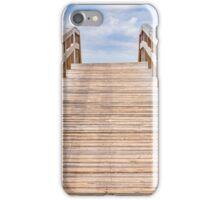 Beach Boardwalk iPhone Case/Skin