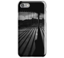 Reconstruction of the West Liberty Christian Church, 2015 iPhone Case/Skin
