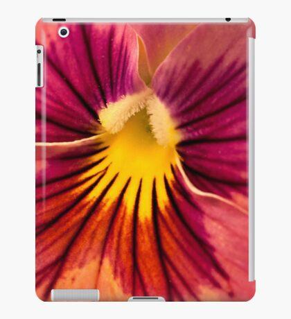 Pansy Macro  iPad Case/Skin