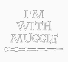 im with muggle Kids Clothes