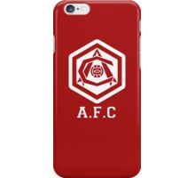 Classic Arsenal Logo iPhone Case/Skin