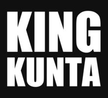 King Kunta - Kendrick Lamar Kids Clothes